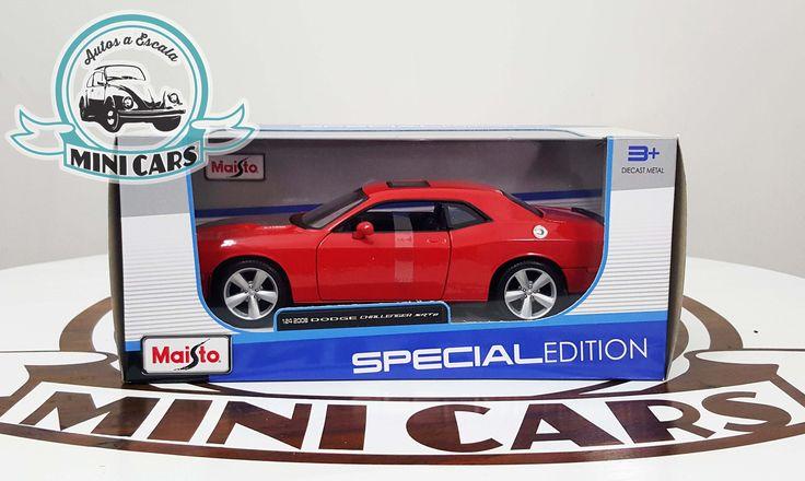 Dodge Challenger SRT6 2008 Marca Maisto Escala 1/24 Precio $299.00 AGOTADO