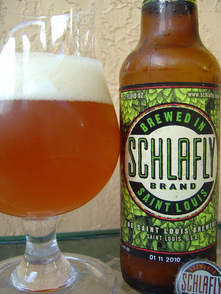 Schlafly Dry-Hopped American Pale Ale (Saint Louis Brewery)