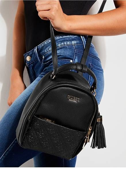 6fc952fb0 Clara Mini Convertible Backpack | GUESS.com | Wantable, Stitch Fix ...