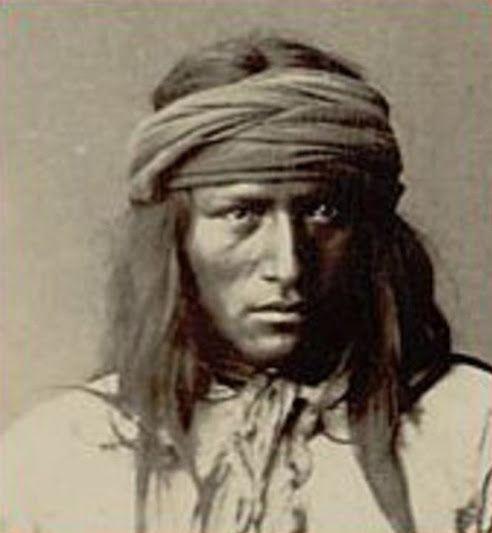 Chiricahua Apache - no date