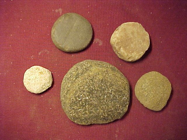 ... indian-gaming-pieces-made-of-stone-called-chunkee-indian-artifacts-5