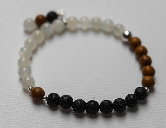 ♥ CYCLE LOVER bracelet is an elegant way to remind ourselves in which phase of the cycle we find ourselves at any given time. And how does it function? 28 beads correspond to 28 days of the cycle. The bracelet's charm can be moved to the place indicating where in your cycle you currently are. The first day of your period is the first day of your cycle.