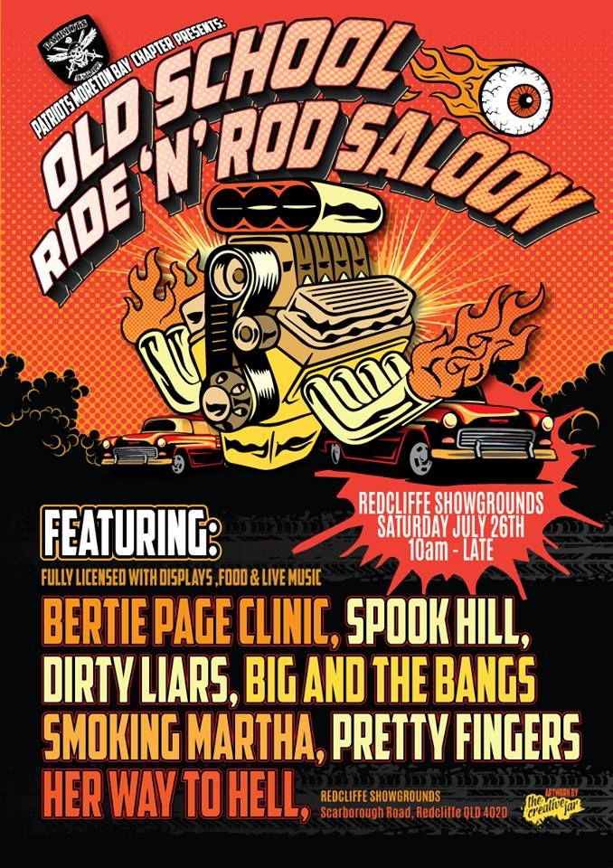 Brisbane BATB details: www.bigandthebangs.com  #batb #bigandthebangs