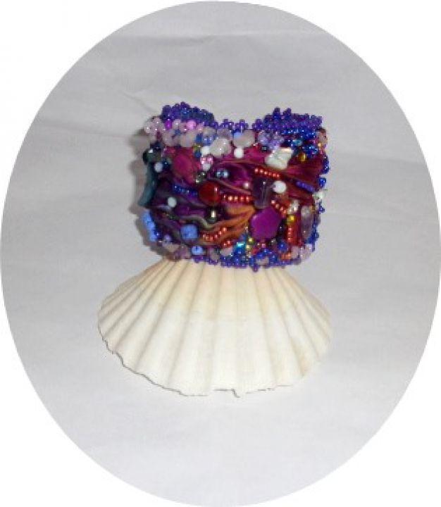 Bratara Leila-matase naturala cadou ametist femei mov semipretioase agate perle margele nisip
