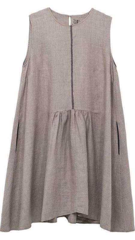 Woman : Dress Cayo Cordoama Front of dress: