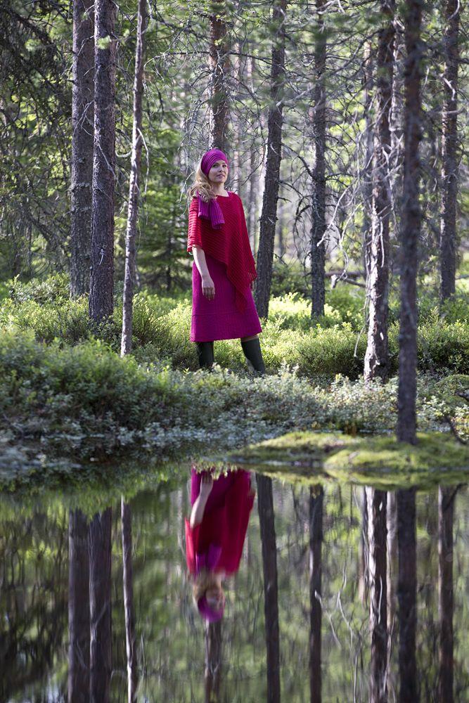 #mekko #dress #klänning #linen #piritalinen #piritadesign #pirita #lapland #finland #design http://www.pirita.fi