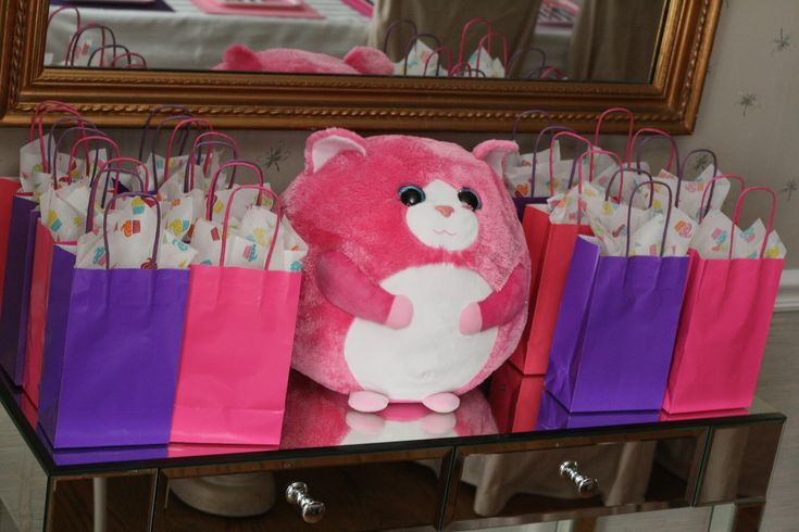 4 Most Creative Beanie Boo Birthday Party Ideas - Ty introduced Beanie Boos in June 2009. These cuties are the same with the well-known Best Selling Amazon Beanie Babies but the only difference is tha... - img_6912 .