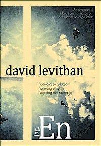 Jag, En av David Levithan. Helt magisk, så sjukt bra! :)
