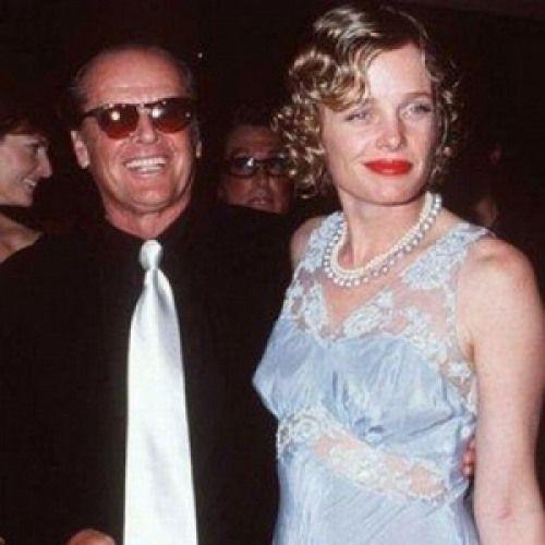 Jack Nicholson Rebecca Broussard