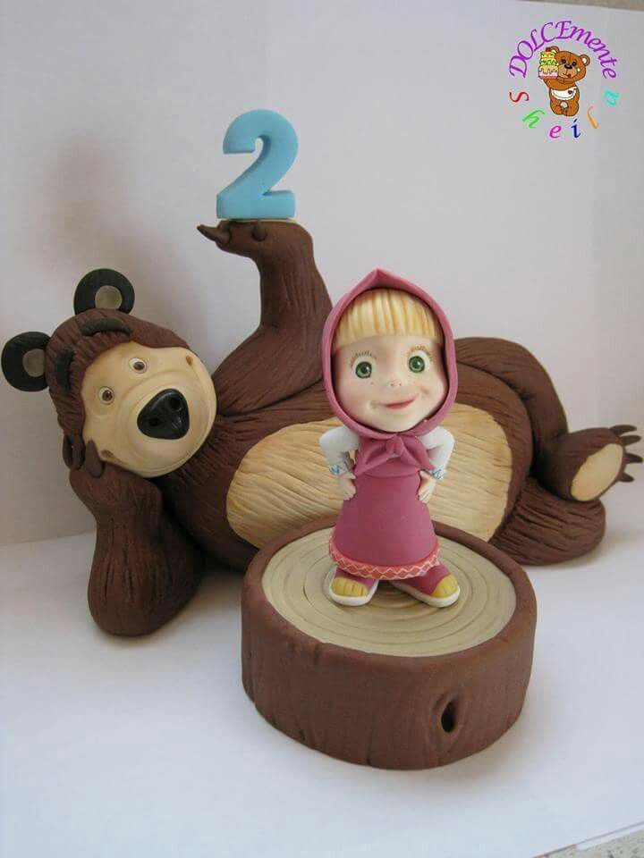 17 Best Images About Masha Y El Oso On Pinterest Teddy
