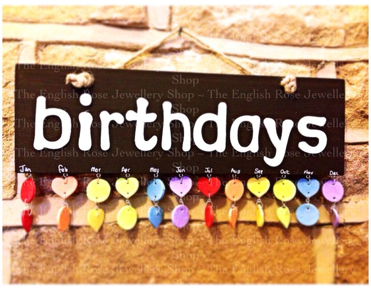 Free Birthday Uk ~ Best birthday reminder plaques images birthday