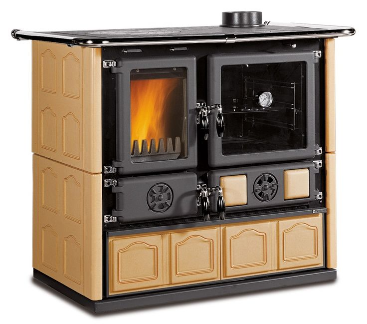 Wood Cook Stove - La Nordica Rosa Maiolica Cappuccino - 90 Best Wood Cook Stoves Images On Pinterest Wood Burning Cook