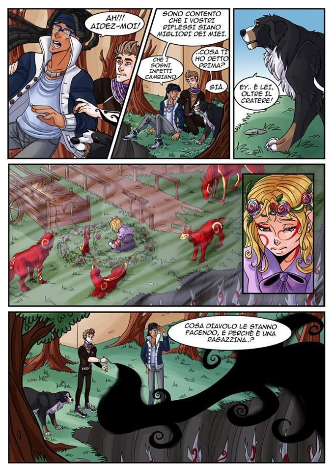 Morpheus Dreams pag19 - Mithril ArtMithril Art
