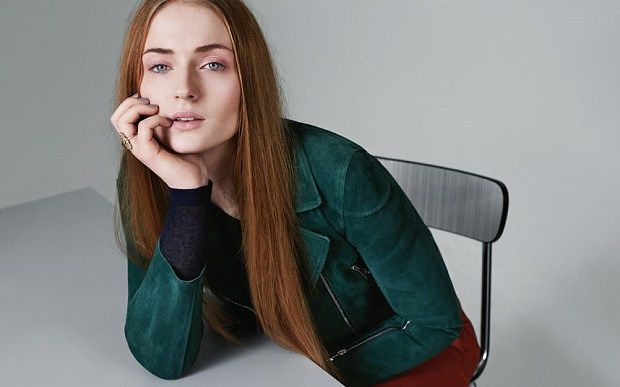 Sophie Turner is a Hollywood actress and Model. Actress Sophie Turner Stills, Sophie Turner Images Gallery. Sophie Turner Hot Photos, Sophie Turner Photo shoot. Sophie Turner Still Photo shoot