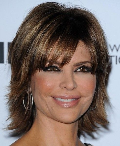 Lisa Hairstyle: 66 Best Images About Lisa Rinna Hairstyle On Pinterest