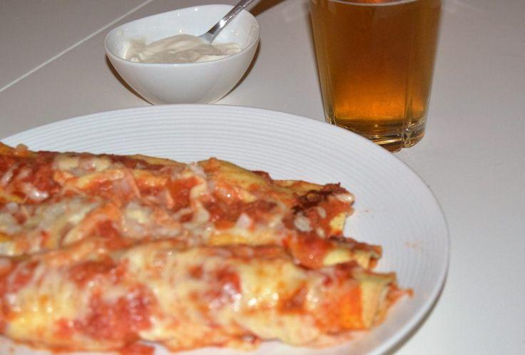 Enchiladas al chipotle – Meksikansk Mat