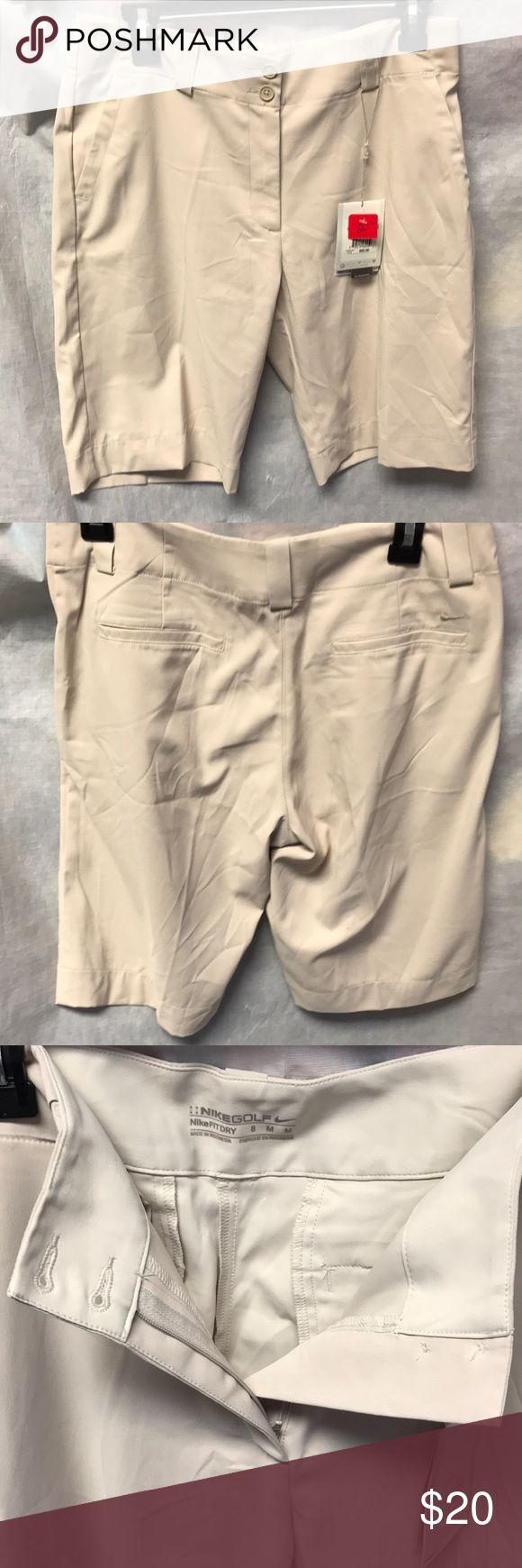 Nike golf shorts New. Size 8. Dry fit. Nike golf shorts Nike Shorts