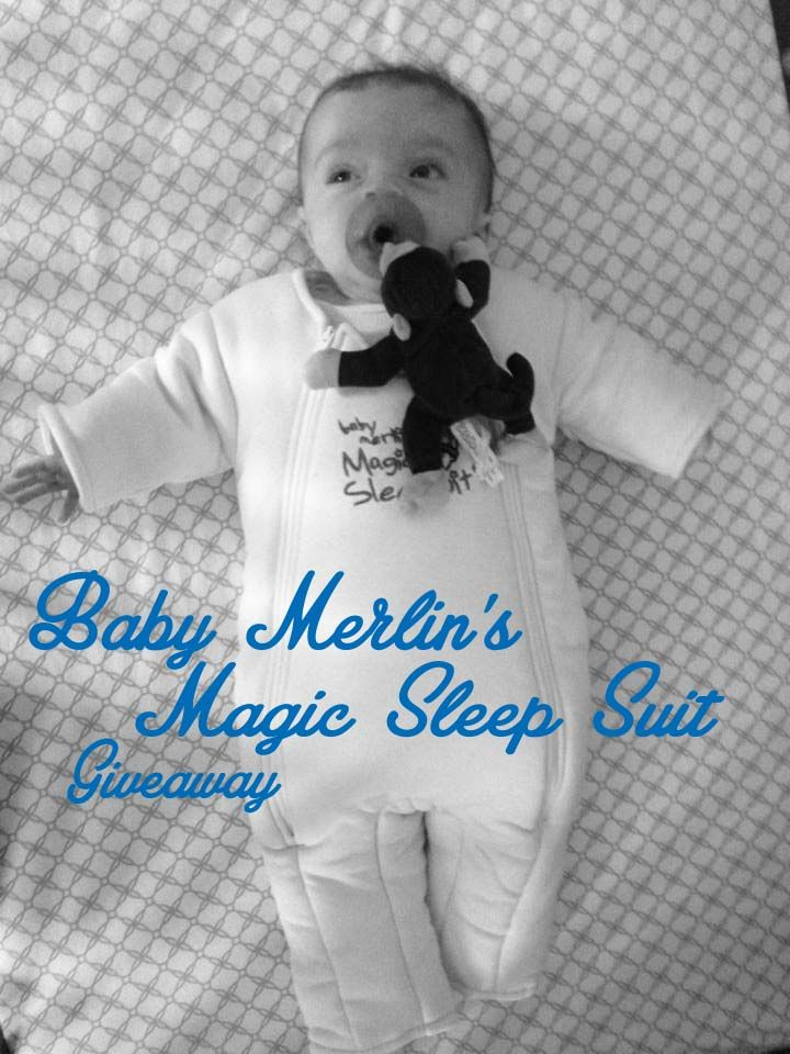 Our latest Magic Sleepsuit Giveaway!  Visit Espresso and Cream to enter!  http://espressoandcream.com/2015/09/merlins-magic-sleep-suit-giveaway.html: