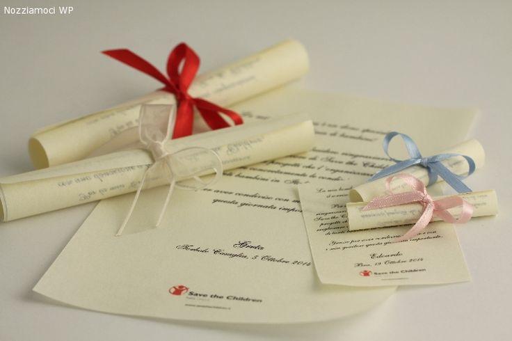 Per il tuo #matrimonio fai del bene! Scegli le #bomboniere Save The Cildren! renderai il tuo #matrimonio unico!