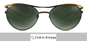 Stimson Vintage Metal Sunglasses - 243 Bronze