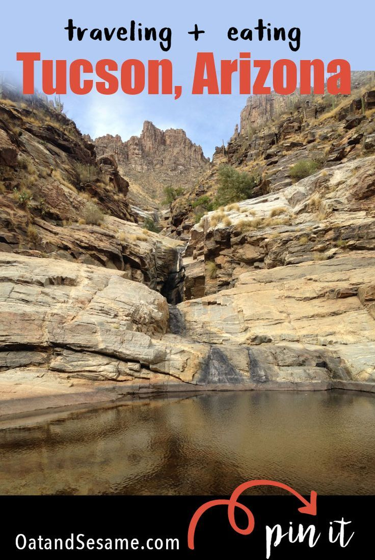 An insiders look into the best hiking, eating and exploring in Tucson, AZ. A weekend adventure included 4th Avenue, Downtown Tucson and the Tucson All Souls Procession. #ARIZONA | #TUCSON | #Travel Post at OatandSesame.com