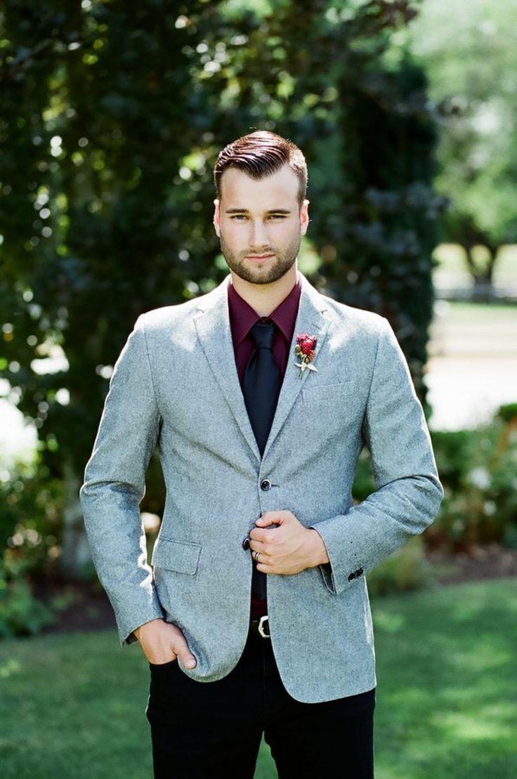 323 best Groom Fashion images on Pinterest | Groom fashion, Bridal ...