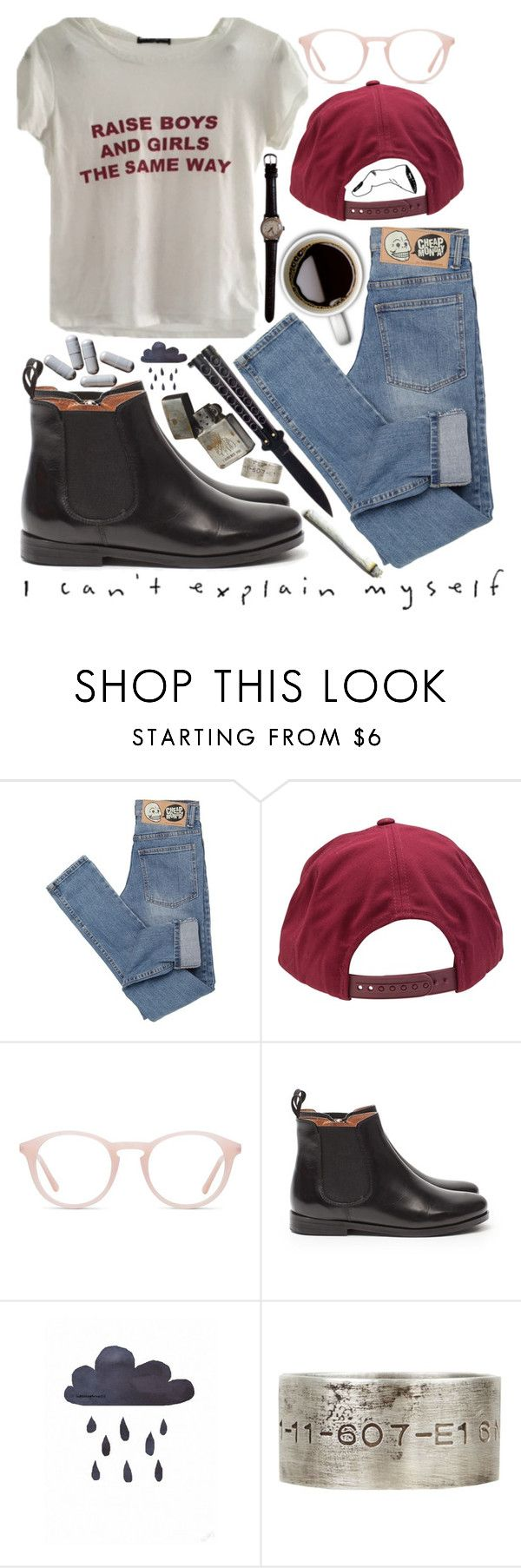 """Lighed og Logik"" by wrenmoreaux ❤ liked on Polyvore featuring Cheap Monday, Brixton, Ace, MANGO and AllSaints"