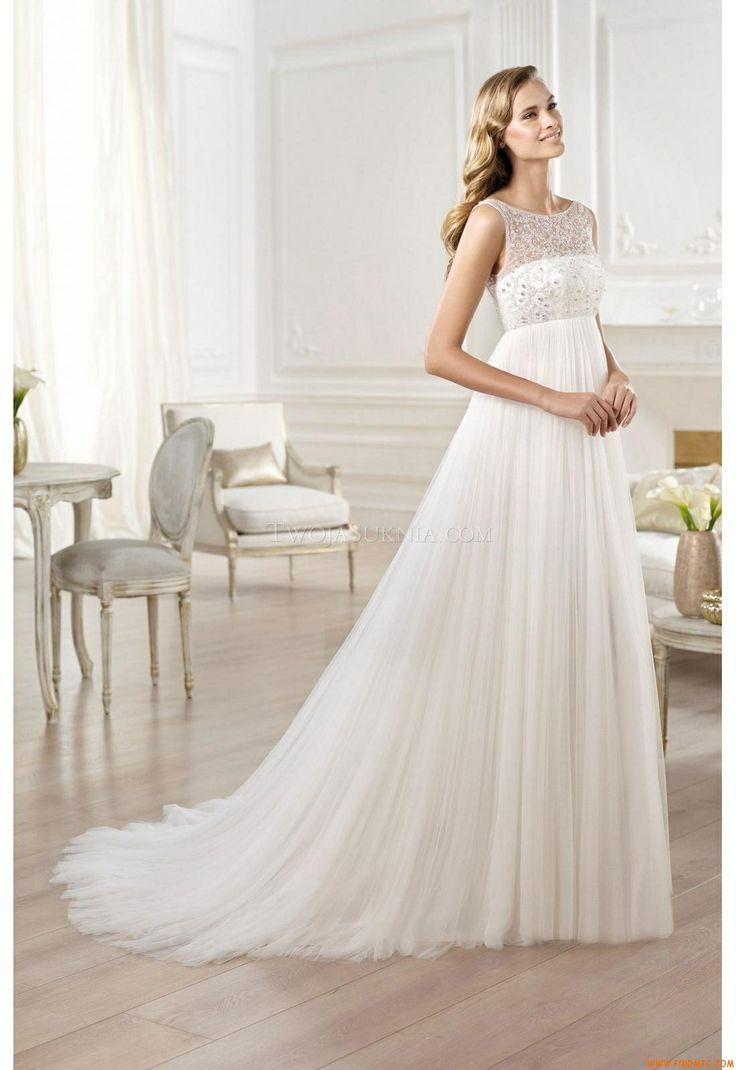 Vestidos De Noiva Pronovias Ores 2014 Wedding Dresses