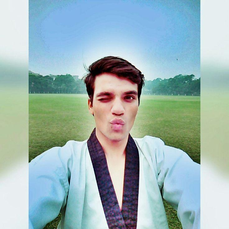 Kashif taekwondo