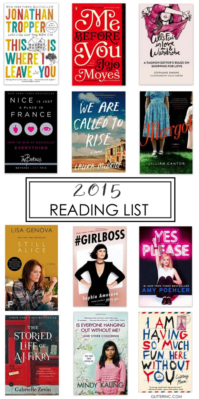 12 Must-Read Books for 2015