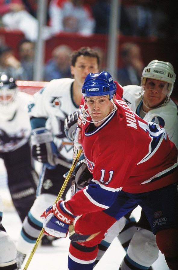 Kirk Muller - Montreal Canadiens