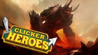 Смотреть онлайн видео Clicker Heroes PATCH .20 JOIN MY CLAN! KILL THE IMMORTALS