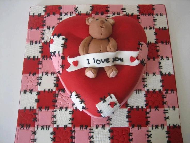 Valentine patchwork
