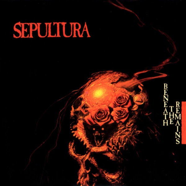 sepultura - beneath the remains (road racer)
