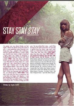 red lyrics taylor swift stay stay stay