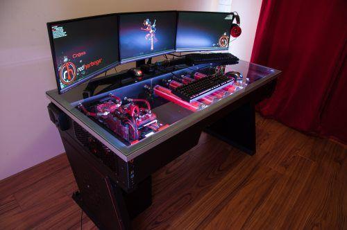 Stylish Computer Desk