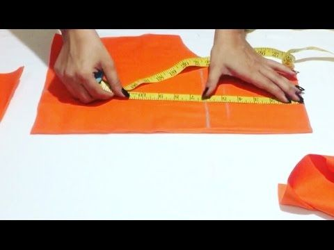 Blouse cutting and stitching - YouTube