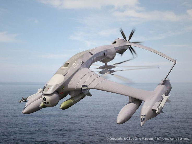 """TWS-Vanquish by Oxygino Illustration of """"Vanquish"""" - an unmanned aerial vehicle designed by Trident World Systems.: Futuristic Vehicle, Fictional Vehicles, Aircraft Concept,"""