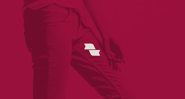 Brand Symbol for Denim Republic - Símbolo de marca Denim Republic / #Symbols #Design #Branding #Logo #PowerfulBrands #DesignByRocket