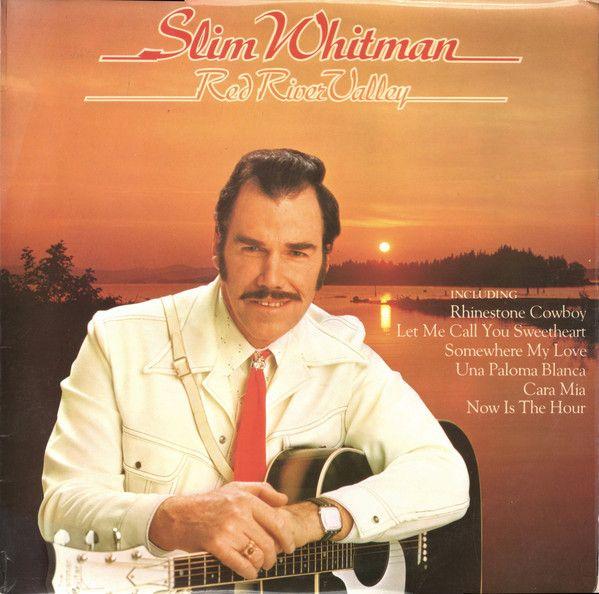 Slim Whitman - Red River Valley (Vinyl, LP, Album) at Discogs
