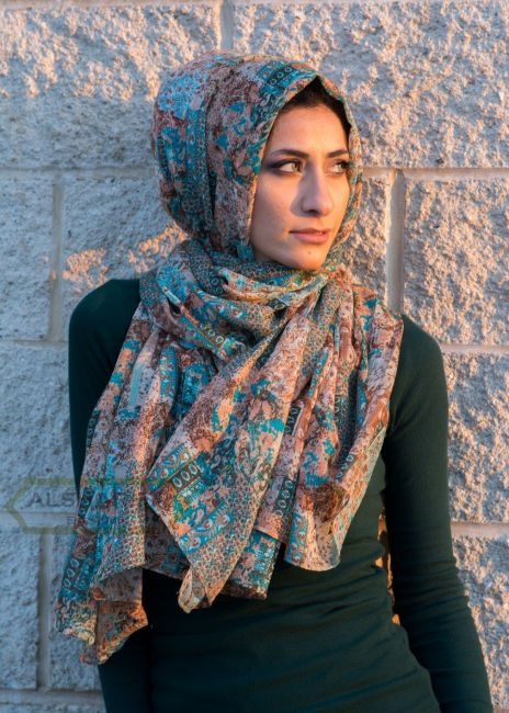 Alsharifa.com - Intricate Fashion Scarf Design / Muslim Hijab Wrap  [FSH-662830], $8.99 (http://shop.alsharifa.com/intricate-fashion-scarf-design-muslim-hijab-wrap-fsh-662830/)
