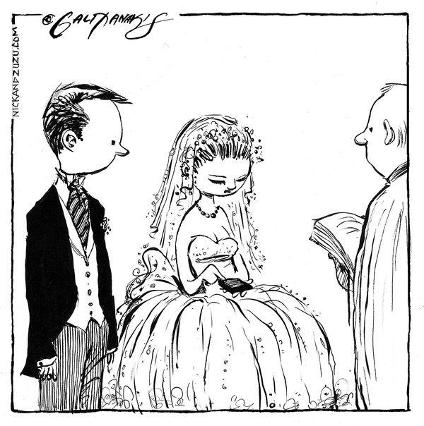 25+ Best Wedding Jokes/cartoons Images On Pinterest