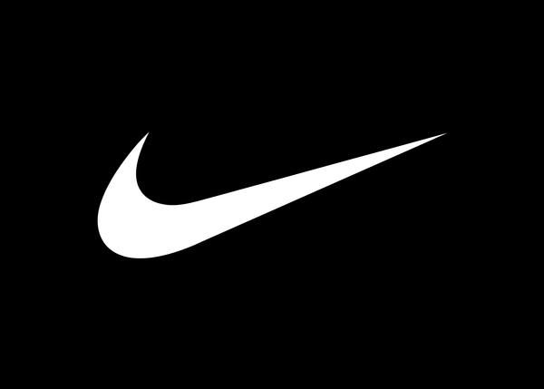 McCrorey Category: Logo or Logotype The Nike logo (swoosh). Very recognizable and popular. Extremely simple design but widely used on many, many different products.