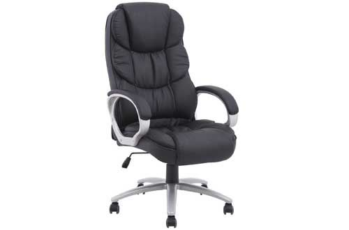 Best Leather Ergonomic Office Chairs on Sale Reviews In 2017