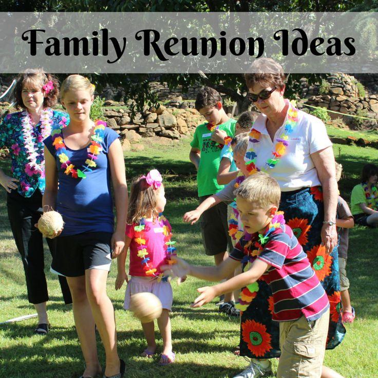 Family Photo Ideas Pinterest: 1000+ Ideas About Family Reunion Themes On Pinterest