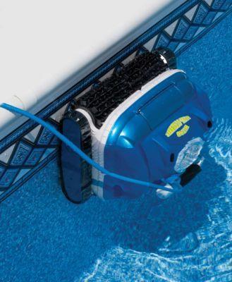 Der Summer Fun Scrubber Bodenreiniger ist die Königsklasse unter den Pool-Saugern. Völlig selbstständig und unabhängig von der Filteranlage reinigt dieser High-Tech-Gerät Ihren Pool.