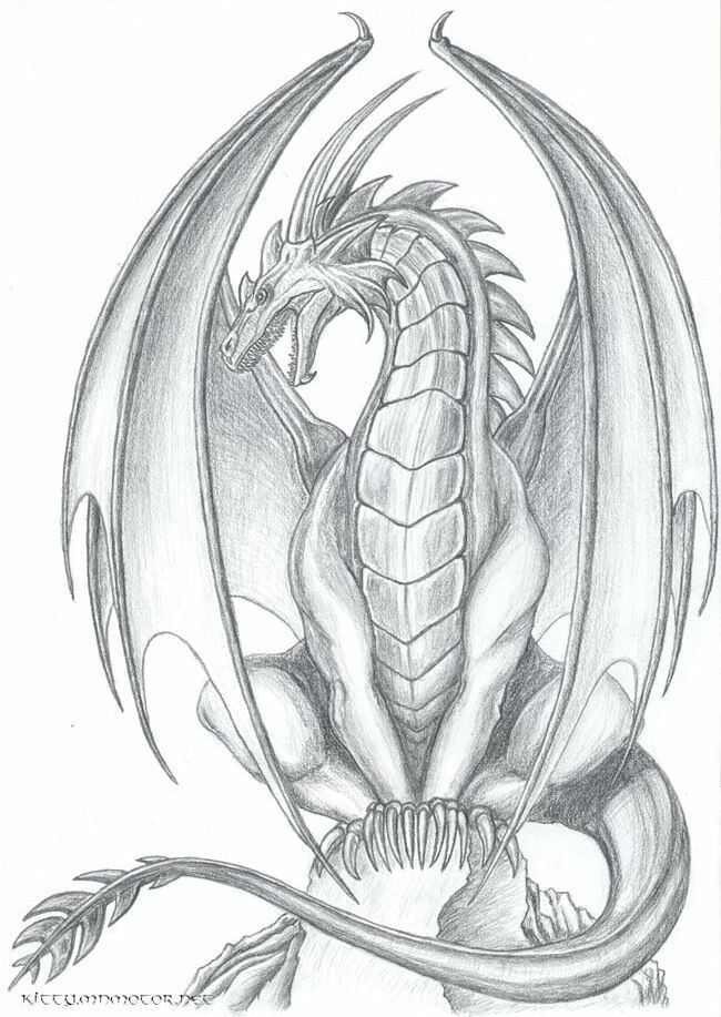 flying dragon drawings – Google Search