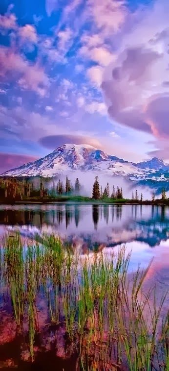 Emmy DE * tranquil mountain scenery in the Eastern US