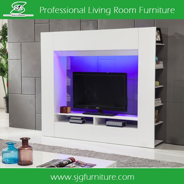 Look what I found Via Alibaba.com App: - living room furniture led tv table modern led tv stand furniture design SYG-001