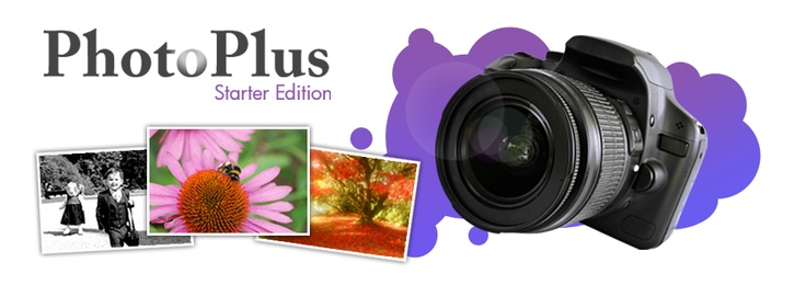 PhotoPlus Starter Edition – Free Photo Editor Software